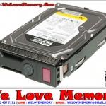 516810-003 [ขาย จำหน่าย ราคา] HP G8 G9 600GB 6G 15K 3.5-INCH SAS SC HDD | HP