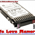 492620-B21 HP 300GB 10K SAS 3GBPS SFF DP ENTHOT-PLUG HDD