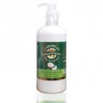 แคร์บิวครีมน้ำนมนวดตัวเพื่อสุขภาพ สูตรเข้มข้น กลิ่นโคโคนัท (Milky Massage Butter Coconut) ขายดีอันดับ 1 450 ml.