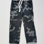 H&M : กางเกงขายาวขาจั๊ม สีดำ size : 1.5-2y / 2-4y / 4-6y