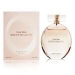 Calvin Klein น้ำหอม CK Sheer Beauty for women EDT 100 ml