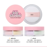 3CE STUDIO BLUR FILTER POWDER [PEACHY]