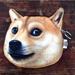 กระเป๋าลายน้องหมาใส่เหรียญ