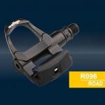 บันไดหมอบ Wellgo รุ่น R096 ROAD สีดำ พร้อมคลีท สั่งจอง (Pre-order)
