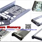 """DELL 3.5"""" SAS/SATA Hard Drive Tray/Caddy : F238F 0G302D G302D 0F238F 0X968D X968D for R610 R710 T610 T710"""