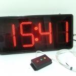 นาฬิกาดิจิตอลLED 7นิ้ว 4หลัก