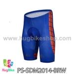 กางเกงจักรยานขาสั้น Spiderman 14 สีน้ำเงินแดง สั่งจอง (Pre-order)