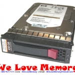 "AP731A HP 450GB 10K M6412 FC-AL FIBRE CHANNEL 3.5"" HDD"