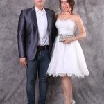 เช่าชุดแต่งงาน &#x2665 ชุดแต่งงาน ชุดเจ้าบ่าว เจ้าสาว เซ็ทชุดสั้น เกาะอก แบบลำลอง สบายๆ