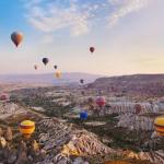 ทัวร์ตุรกี Amazing Turkey ดินแดนสองทวีป 8 Days QR