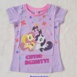 เสื้้อยืด Pony สีม่วง cutie beauty!