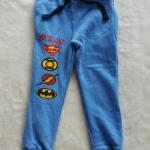 H&M : กางเกงขาจั๊ม สีฟ้า สกรีน Hero