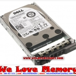 342-0851 DELL 600GB 10K RPM SAS 6GBPS 2.5INC (SFF) HOT-PLUG HDD