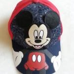 หมวก มิกกี้เมาส์ สีดำ