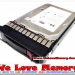 375872-B21 HP 146GB 15K RPM SAS 3.5INC SINGLE PORT HOT-SWAP W/TRAY HDD