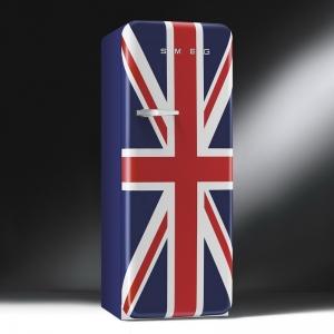 ตู้เย็น SMEG รุ่น FAB28RUJ1 (ลายธงชาติอังกฤษ)