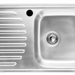 อ่างล้างจาน HAFELE รุ่น ND-822T-RHB