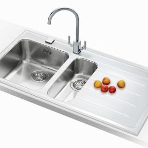 อ่างล้างจาน FRANKE รุ่น EOV 651 RHD WHITE