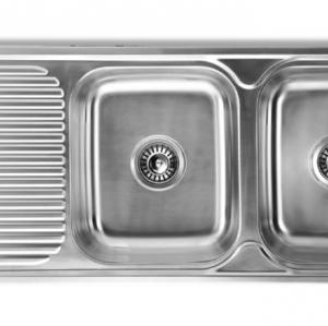 อ่างล้างจาน HAFELE รุ่น ND-821T-RHB