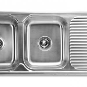 อ่างล้างจาน HAFELE รุ่น ND-821T-LHB