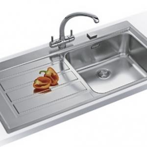 อ่างล้างจาน FRANKE รุ่น EOX 611 LHD