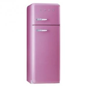 ตู้เย็น SMEG รุ่น FAB30RO1 (สีชมพูกูหลาบ)
