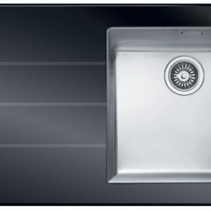 อ่างล้างจาน FRANKE รุ่น CYV 611 LHD Black