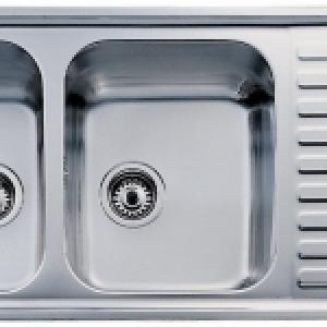 อ่างล้างจาน TEKA รุ่น CLASSIC MAX 2B 1 D
