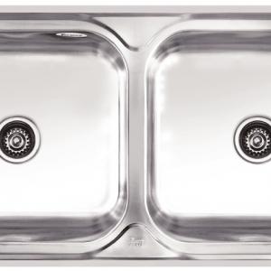 อ่างล้างจาน TEKA รุ่น INOX STEEL JUMBO 2B