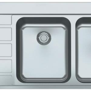 อ่างล้างจาน FRANKE รุ่น EOX 621 RHD