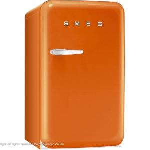 ตู้เย็น SMEG รุ่น FAB10RO (สีส้ม)