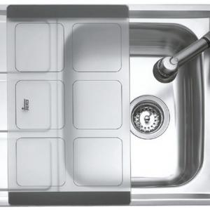 อ่างล้างจาน TEKA รุ่น CUADRO 60 B CN