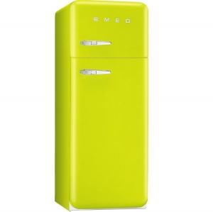 ตู้เย็น SMEG รุ่น FAB30VE7 (สีเขียวมะนาว)