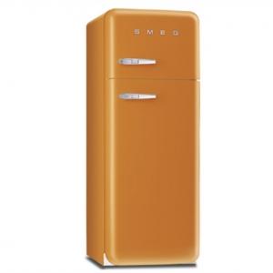 ตู้เย็น SMEG รุ่น FAB30RO1 (สีส้ม)