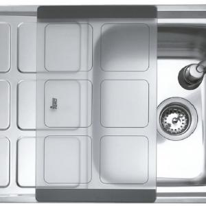 อ่างล้างจาน TEKA รุ่น CUADRO 45 B CN