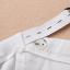 กางเกงทำงานคนท้อง ทรงเข้ารูปสีขาว thumbnail 3