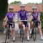 ชุดจักรยานผู้หญิงแขนสั้นขาสั้น Shutt 16 (01) สีม่วง สั่งจอง (Pre-order) thumbnail 7