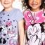 H&M : เสื้อยืด พิมพ์ลายมินนี่เมาส์ สีชมพู size : 10-12y thumbnail 2