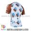 เสื้อจักรยานแขนสั้นทีม AG2RLA Mondiale 2014 สีขาวน้ำตาล สั่งจอง (Pre-order) thumbnail 2