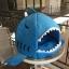 ที่นอนโดมปลาฉลาม สำหรับสัตว์เลี้ยง thumbnail 1