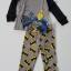baby Gap HK : set ชุดนอน batman สีเทาดำ size : 3T / 4T / 7T thumbnail 1