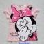 H&M : เสื้อยืด พิมพ์ลายมินนี่เมาส์ สีชมพู size : 10-12y thumbnail 1