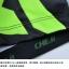 ชุดจักรยานเด็กแขนสั้นขาสั้น CheJi สีเขียวดำ thumbnail 17