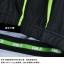 ชุดจักรยานเด็กแขนสั้นขาสั้น CheJi สีเขียวดำ thumbnail 15