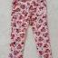 H&M : กางเกงขายาว สีชมพู ลายมินนี่เมาส์ โบว์สีแดง size : size : 2 (2-3y) / 4 (4-5y) / 8 (6-8y) thumbnail 3