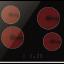 เตาไฟฟ้า Tecnogas รุ่น TNP VT 4060 MN thumbnail 1