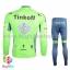 ชุดจักรยานแขนยาวทีม Tinkoff SAXO 16 (01) สีเขียวเทา thumbnail 2