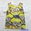 H&M : เสื้อยืด ลาย มินเนียน เต็มตัว สีเหลือง size : 8-10y / 10-12y thumbnail 1
