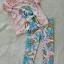 เซ็ท เสื้อยืดแขนสั้นลายโพนี่ Rainbow dash สีชมพู พร้อมเลกกิ้งสีขาว (งานป้ายผิด) thumbnail 1