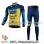 ชุดจักรยานแขนยาวทีม Tinkoff SAXO 13 สีน้ำเงินเหลือง สั่งจอง (Pre-order) thumbnail 1